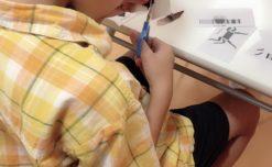 【鹿児島市の放課後等デイサービスWillGoの療育】クラフト制作をしました。