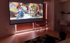【鹿児島市の放課後等デイサービスWillGoの活動】映画鑑賞会をしました。