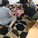 【鹿児島市の放課後等デイサービスWillGoの療育活動】カードゲームをしました。