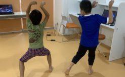 【鹿児島市の放課後等デイサービスWillGoの療育】室内での活動をしました。