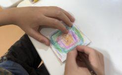 【鹿児島市の放課後等デイサービスWillGoの療育】製作活動をしました。