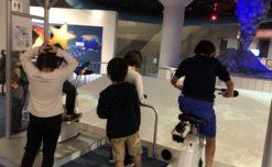 【鹿児島市の放課後等デイサービスWillGoの課外活動】科学館に行きました。