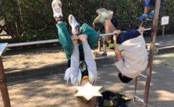 【鹿児島市の放課後等デイサービスWillGoの課外活動】石橋公園にいきました。