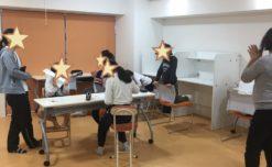 【鹿児島市の放課後等デイサービスWill Goの療育活動】ソーシャルスキルトレーニングの様子です。