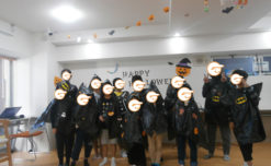 HAPPY HALLOWEEN【鹿児島市の放課後等デイサービスWillGo】